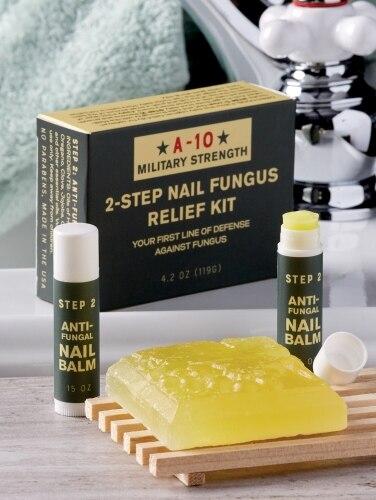 Natural Toenail Fungus Treatment - Antifungal Soap