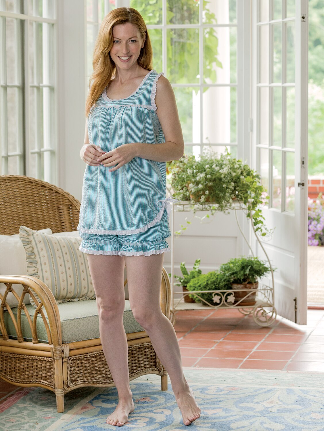 Custom Made Bloomers Can be worn as Pajamas, Underwear, Sleepwear or Sexy Lingerie Bloomers! Custom Plus Size Pajama Bloomers, Women's Fashions and Renaissance and Victorian Clothing Available! Order Online or by Calling