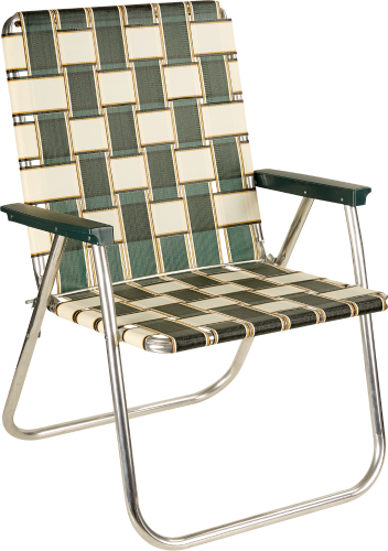 Folding Web Lawn Chairs.Extra Wide Picnic Web Chair
