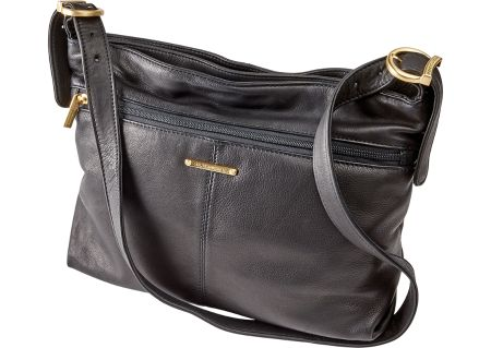 Stone Mountain Hampton Leather Handbag