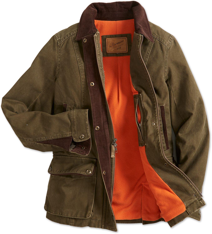 ec75d13ea0f Womens Barn Jacket | Cotton Twill Coat