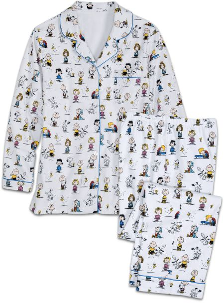 Snoopy   Classic Peanuts Pajamas at The Vermont Country Store 680ada36b