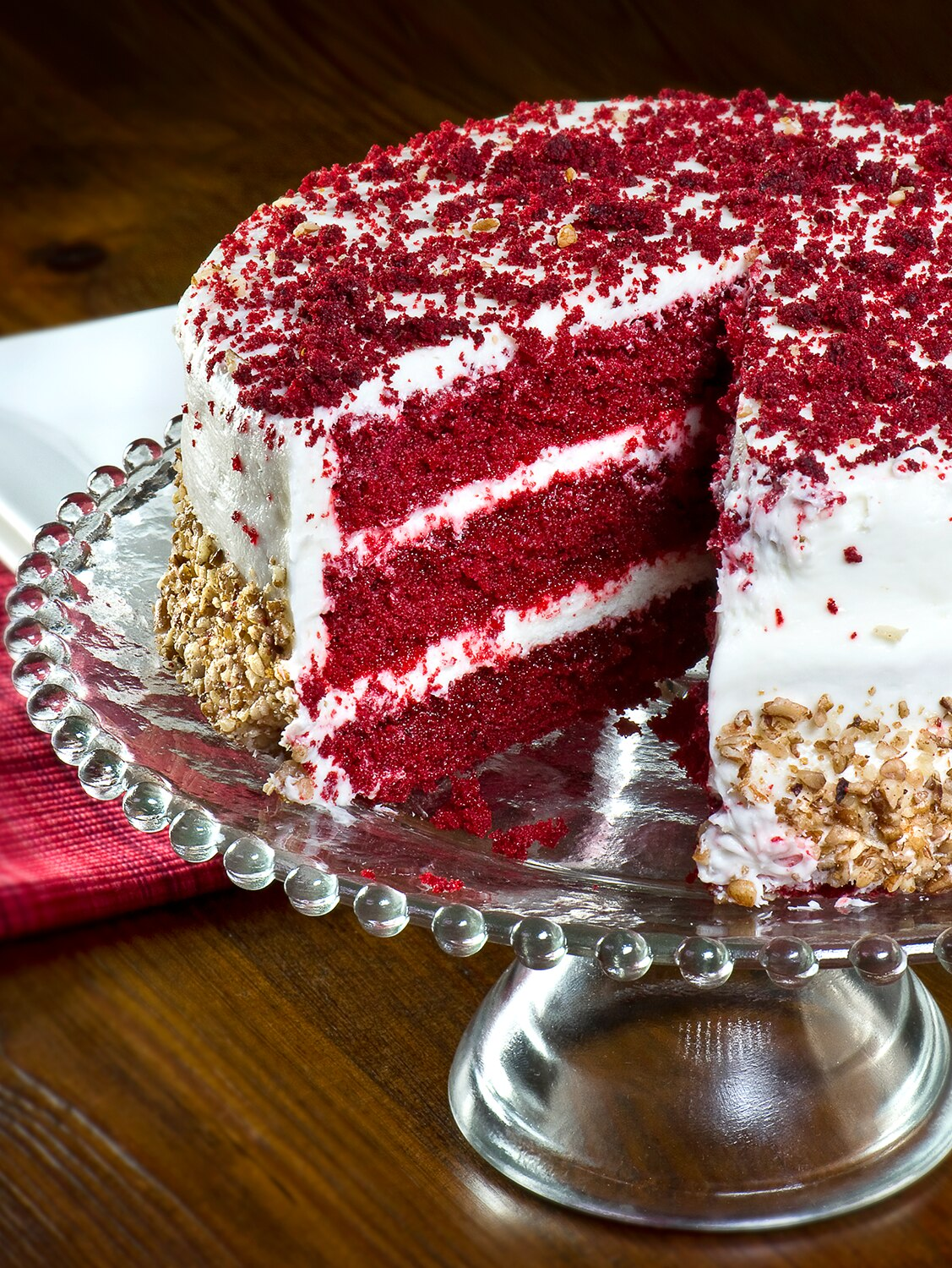 Red Velvet Cake Delivery Gourmet Layer Cakes