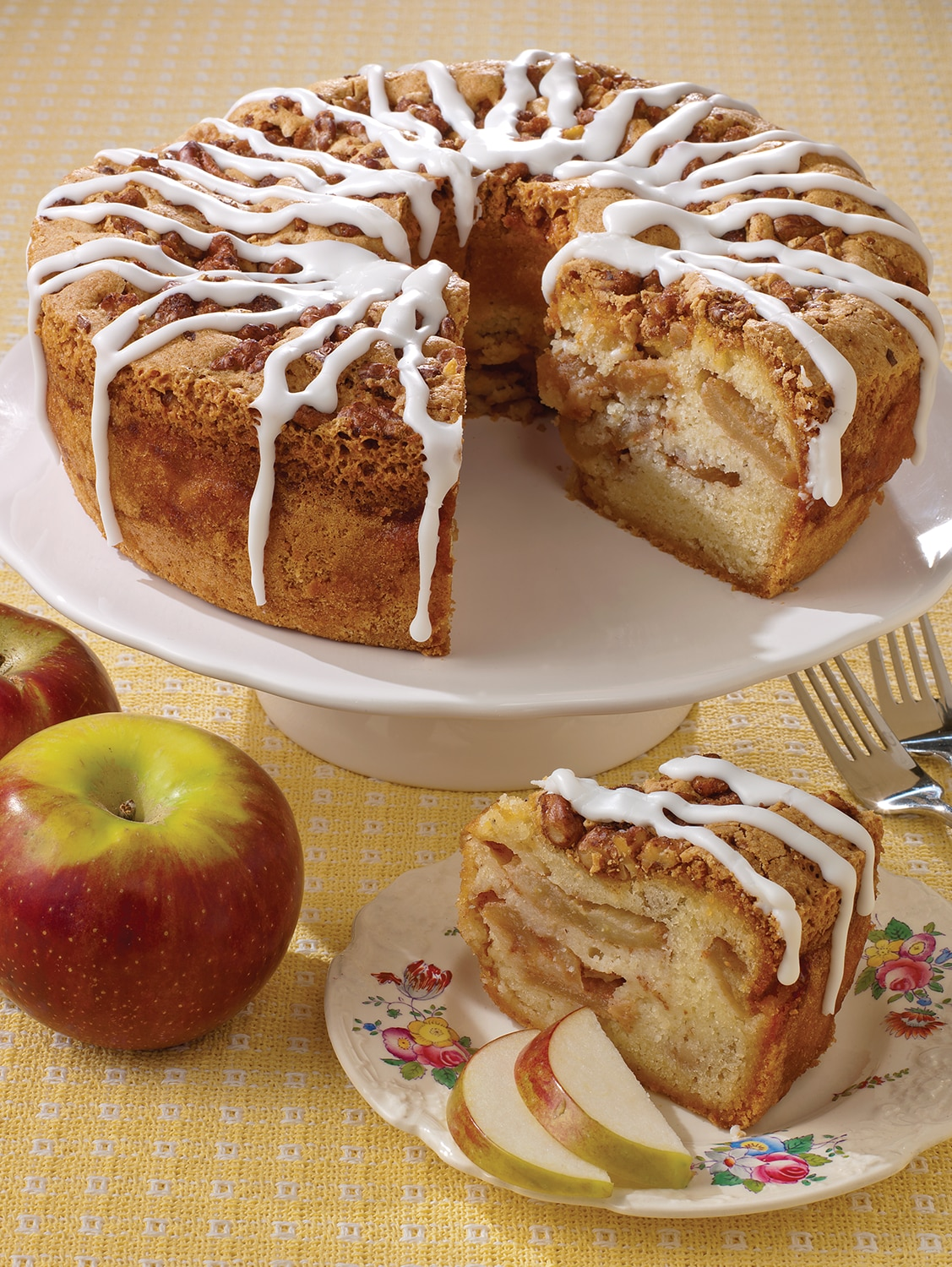 Apple Harvest Cake