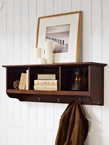 Swell Brennan Entryway Storage Shelf Cjindustries Chair Design For Home Cjindustriesco