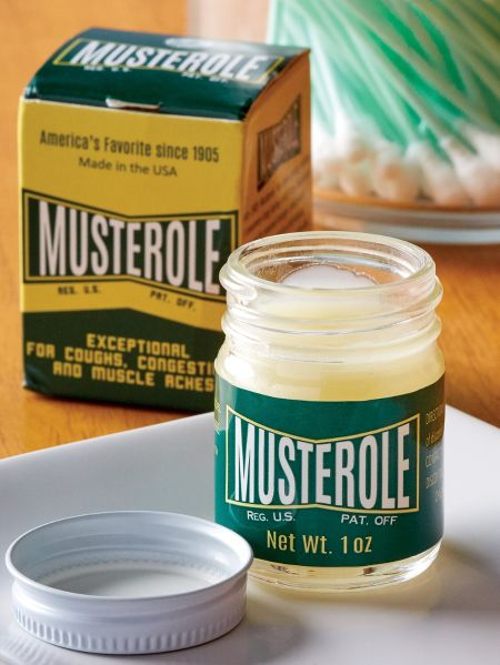 Musterole Ointment