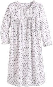 Eileen West Silky Flannel Nightgown for Women c7fe38f6d