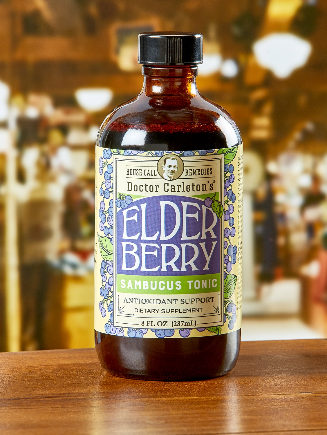 Dr Carleton's Traditional Elderberry Concentrate Immune Tonic
