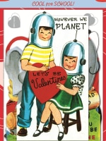 Vintage School Valentines