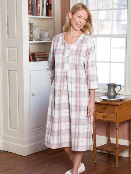 Womens Portuguese Flannel Nightshirt  44c675205