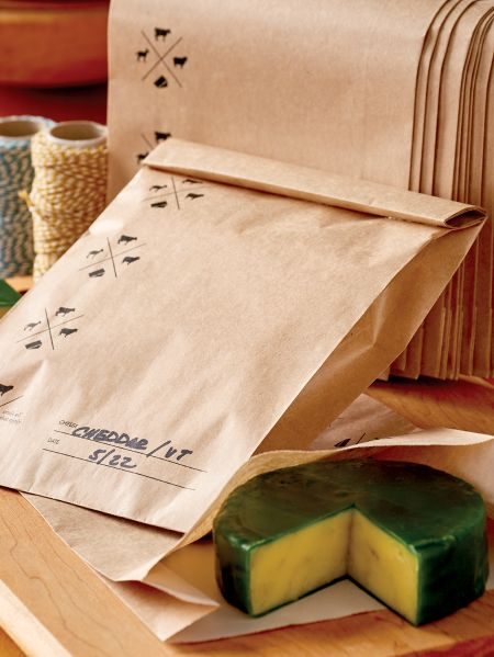 Formati Cheese Bags Set Of 15