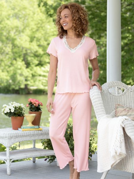 Womens Moisture Wicking Pajamas - Cooling PJs For Night Sweats fe1fb1561