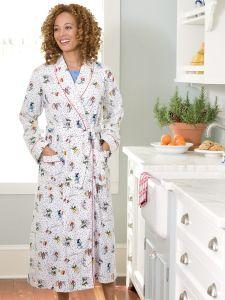 a44b20e1e Womens Robes | Cotton Bathrobes For Women