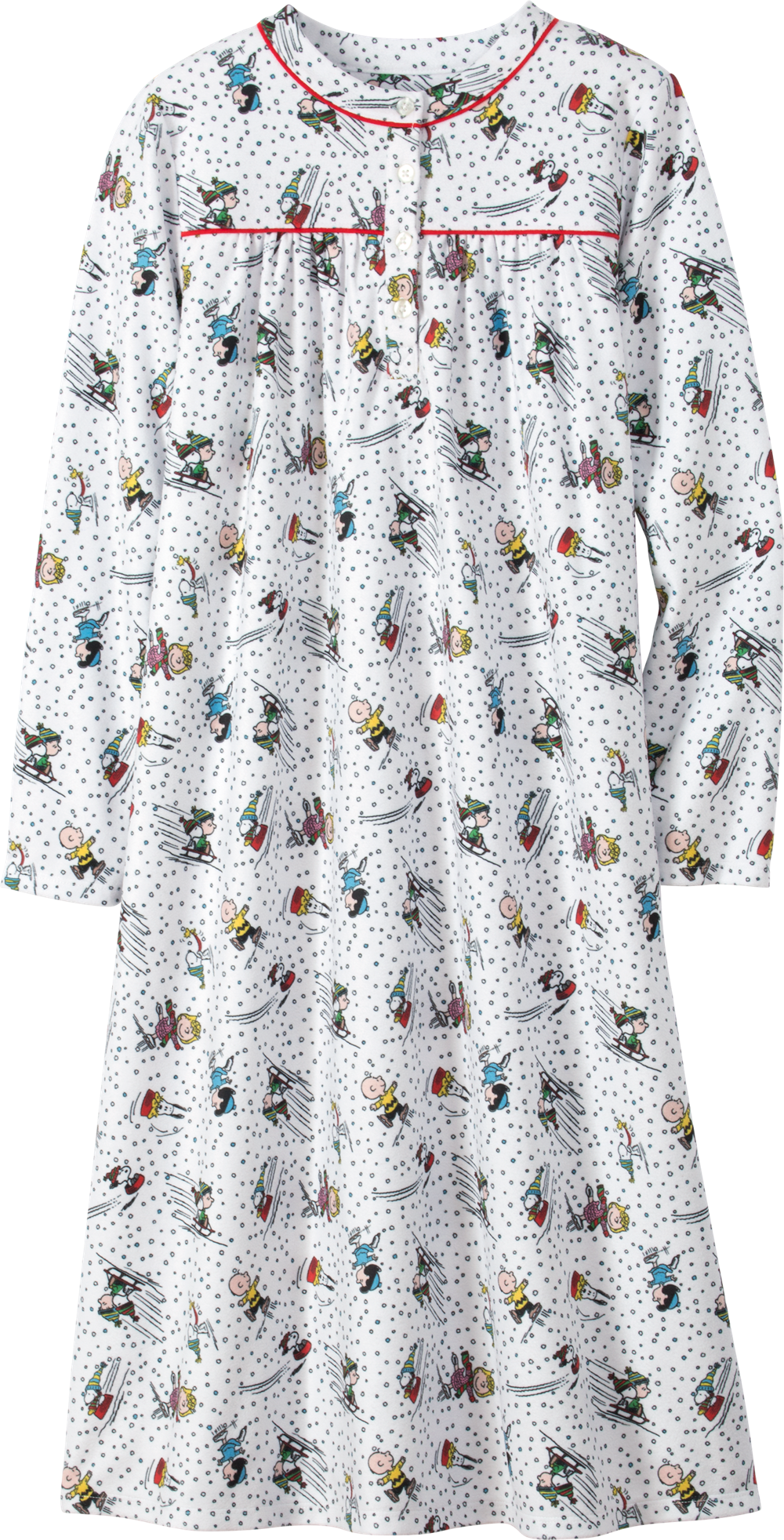 Peanuts Snow Fun Nightgown for Girls