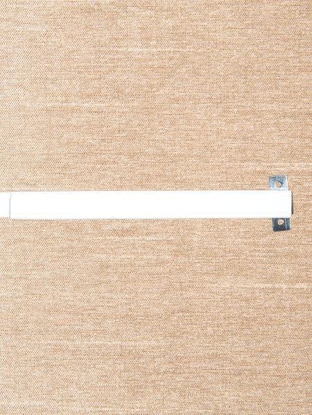 Flat Adjustable Sash Curtain Rods Door Curtain Rods