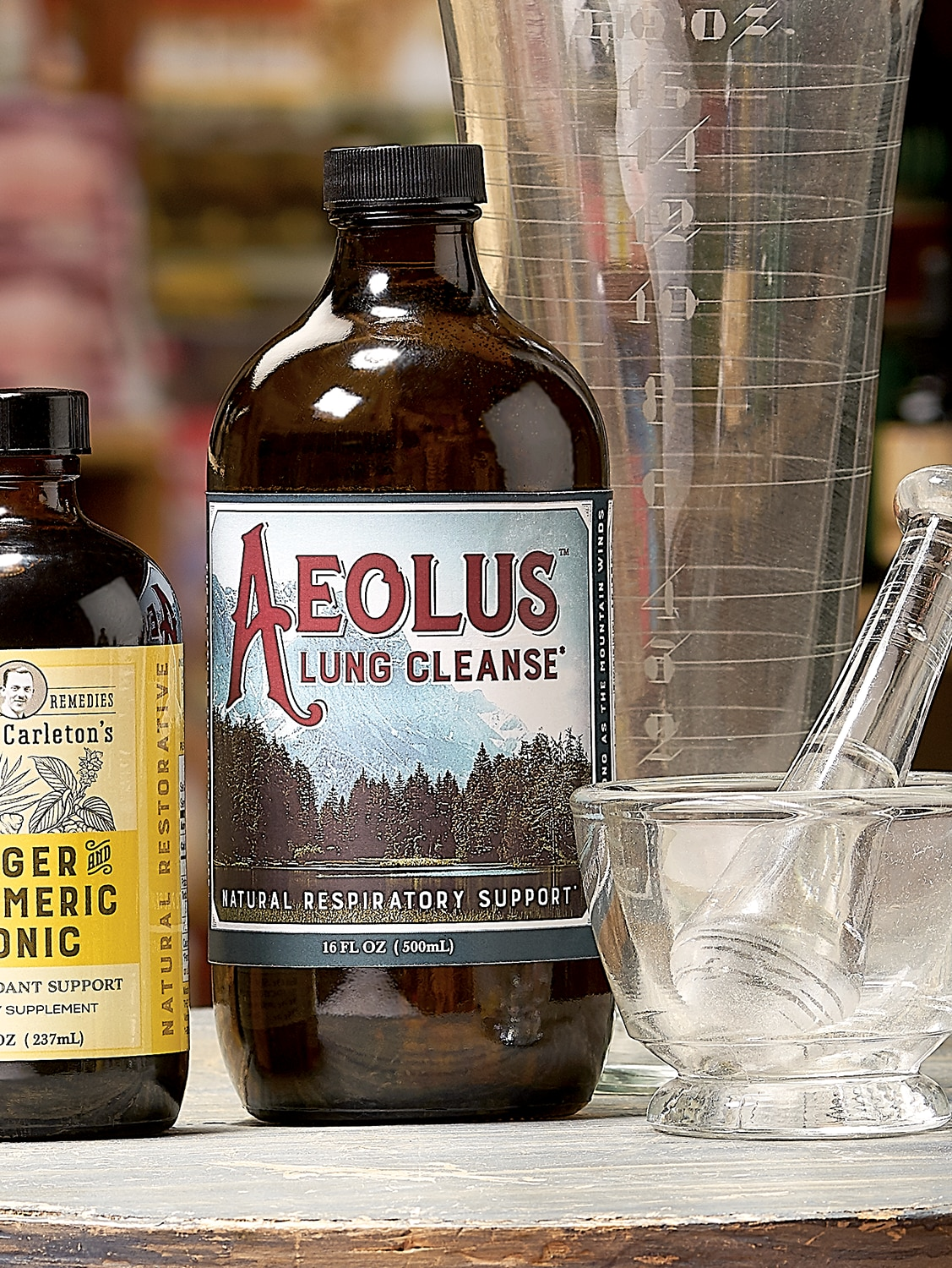 Aeolus Lung Cleanse