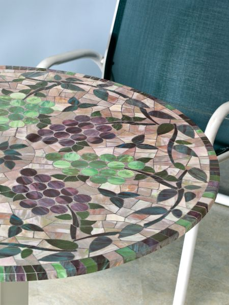 Elasticized Table Cover