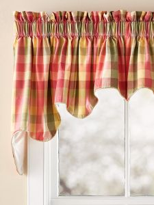 Window Valances Swags And Window Toppers