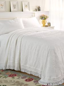Cotton Bedspreads And Quilted Bedspreads Lightweight Coverlets