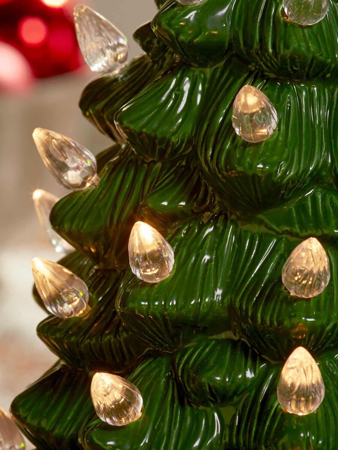 old fashioned christmas decor | unique holiday decorations