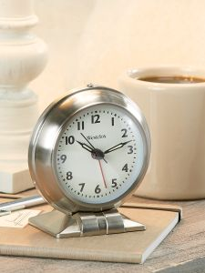 Westclox Mini Alarm Clock