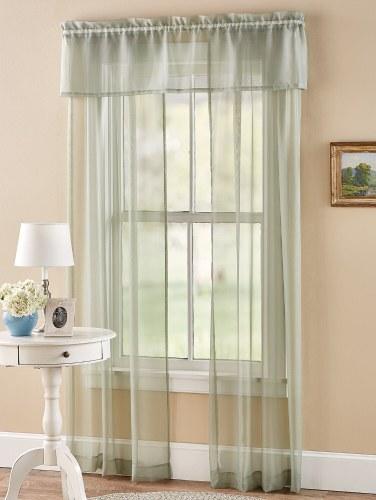 Jennifer Sheers Rod Pocket Curtains