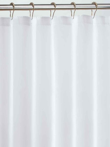 Nylon Hotel Shower Curtain