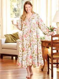 2c3f08ccdb Women s Ella Simone English Rose Robe