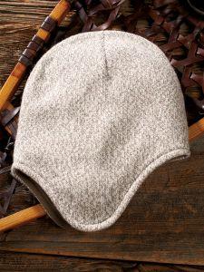 92093ce328471 Men s and Women s Wool Blend Ragg Sherpa Hat