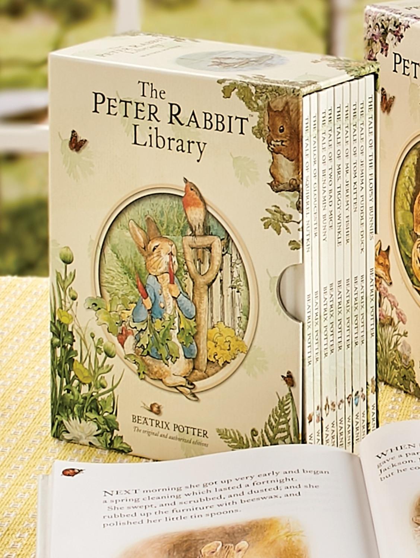 Beatrix Potter set of 12 party favor tags