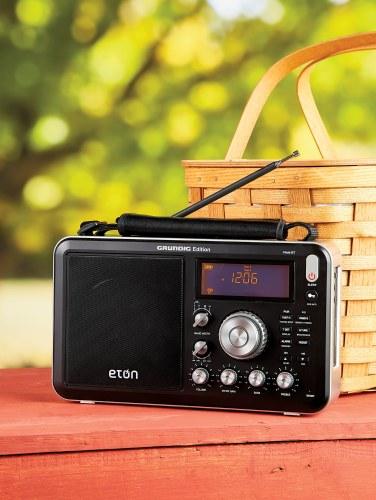 Worldwide Shortwave Tabletop Radio
