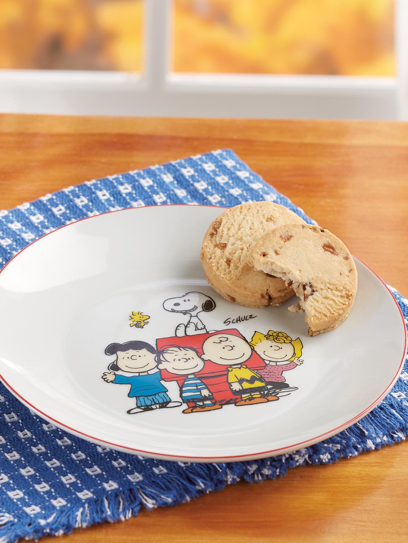 United Labels Peanuts Breakfast Set Snoopy Tableware