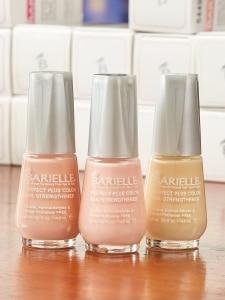 Barielle Nail Polish | Protect Plus Color | Prosina Strengthener