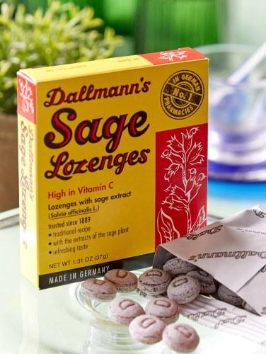 Sage Throat Lozenges