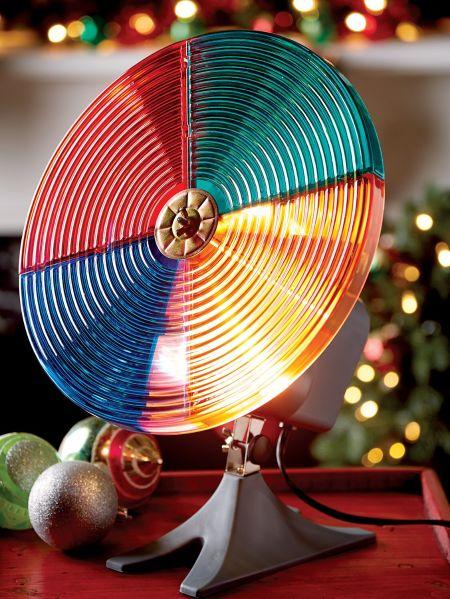 Rotating Color Wheel   4-Color Wheel