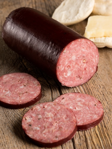 Vermont Smoke and Cure Summer Sausage