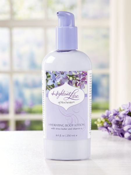 highland lilac lotion of rochester 8 4 oz