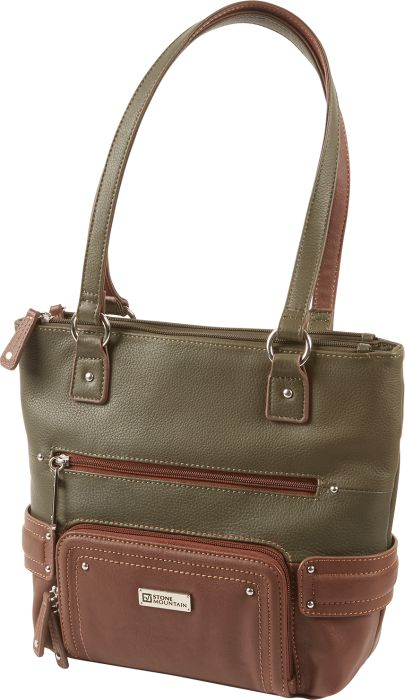 Stone Mountain Bartlett Tote With Wallet