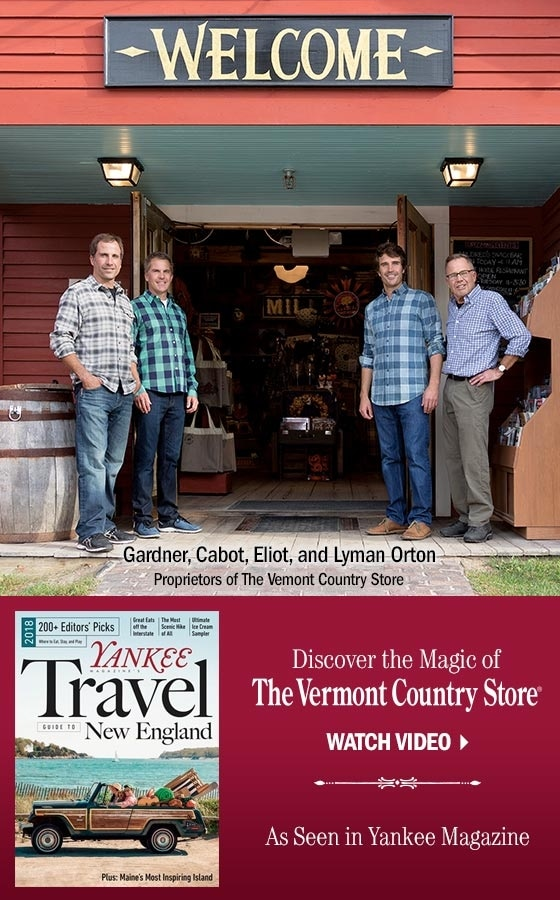 Discover the Magic of The Vermont Country Store