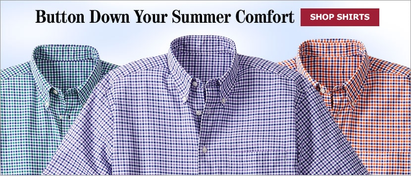 Quality Never Goes out Of Style. Shop Shirts